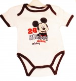 Body Mickey Mousse Bébé Disney