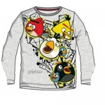 T-shirt manches longues Angry Birds