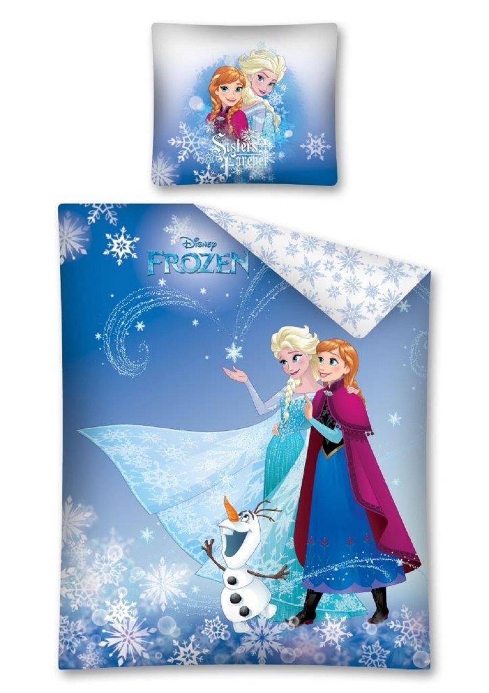 Parure de lit la reine des neiges frozen - La reine des neiges frozen ...