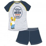 Pyjama short Homer Simpson