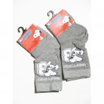 Socquettes Snoopy sport