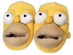 Chaussons Homer Simpson 3D