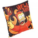 Coussin Homer Simpson Hell Raiser