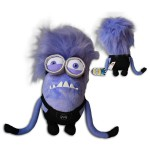 Peluche Minion méchant