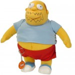 Peluche de Guy, le libraire de cartoon, The Simpsons