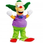 Peluche Krusty le clown the Simpson