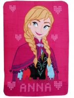 Plaid La Reine des Neiges Frozen
