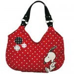 Sac à mains Snoopy