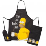 Set de cuisine Homer Simpson the last perfect man